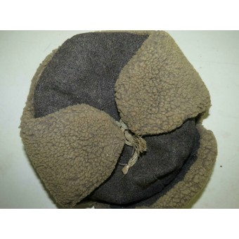 Russian WW2 M1940 winter hat.. Espenlaub militaria