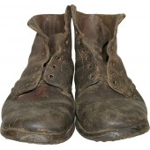 RKKA lend-lease shoes, combat used condition