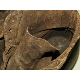 RKKA lend-lease shoes, combat used condition. Espenlaub militaria