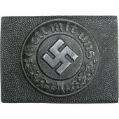 3rd Reich Fire Police belt buckle