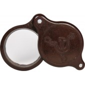 Red Army magnifying glass