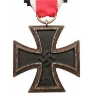 Iron cross 2nd class 1939. No marking. Excellent condition