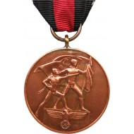 "Medal ""In Commemoration of October 1, 1938"""