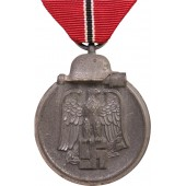 "Medal for the winter campaign of 1941-1942 years. ""Eastern Medal"""