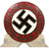 NSDAP membership badge, the early issue before RZM standard