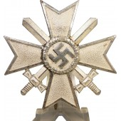 Silver class of the 1939 Military Merit Cross with swords. F. Orth L/15