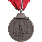 Steinhauer & Lueck. Medal for the winter campaign on the Eastern Front 1941-42