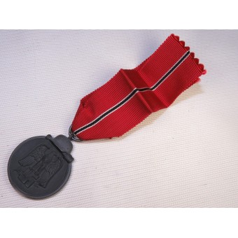 Steinhauer & Lueck. Medal for the winter campaign on the Eastern Front 1941-42. Espenlaub militaria