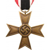 War Merit Cross 1939, 2nd class without swords. Mint. Bronze