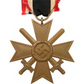 War Merit Cross KVK II, 1939 2nd Class with swords