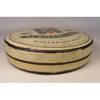 Chocolate tin for the German Red Cross of the Third Reich. Espenlaub militaria