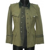 Waffen-SS leader's tunic