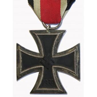 Iron Cross 2nd Class 1939.27 Anton Schenkl, Wien, marked 27. Espenlaub militaria