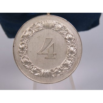 Medal For Faithful Service in the Wehrmacht, 4 years. Espenlaub militaria