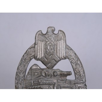 Tank assault badge. Most probably Steinhauer and Lück production