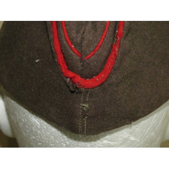 Garrison cap M 1935 for the command staff of the artillery of the Red Army. Espenlaub militaria