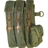 German MP 38/40/41 ammo pouch, gml 42, WaA121