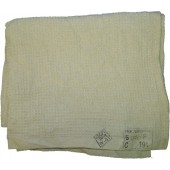 Original RKKA wafer towel, maker's stamped, ww2 dated