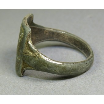Ring NORGE, used by SS volunteers. Espenlaub militaria