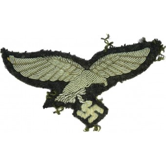 Tunic removed Luftwaffe tunic eagle. Espenlaub militaria