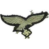 Tunic removed Luftwaffe tunic eagle