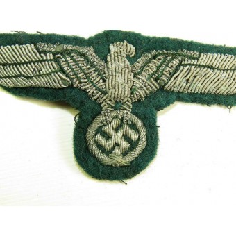 Tunic removed Wehrmacht Heer tunic eagle. Espenlaub militaria