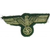 Tunic removed Wehrmacht Heer tunic eagle