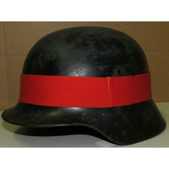 Maneuver band for German helmet. Espenlaub militaria
