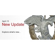 April, 13   NEW UPDATE is online now!
