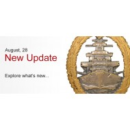 August, 28  NEW UPDATE is online now!