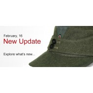 February, 16    NEW UPDATE is online now!