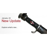 January, 24  NEW UPDATE is online now!