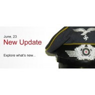 June, 23   NEW UPDATE Is Online Now.  130 new items were added.