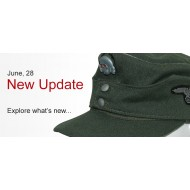 June, 28  NEW UPDATE is online now!