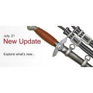 July, 21  NEW UPDATE Is Online Now.  Dozens Unique Militaria Items Were Added