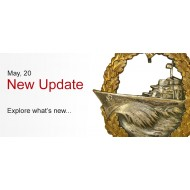 May, 20   NEW UPDATE is online now.  Please take a look!
