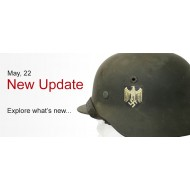 May, 22    NEW UPDATE is online now!