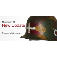 November, 21  NEW UPDATE is online now!