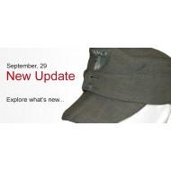 September, 29  NEW UPDATE is online now!