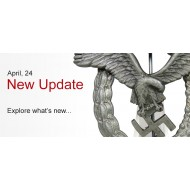 April, 24  NEW UPDATE is online now!