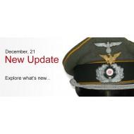 December, 21  NEW UPDATE is online now!