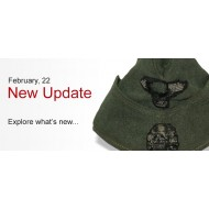 February, 22  NEW UPDATE is online now!