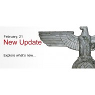 February, 21  NEW UPDATE is online now!