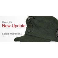 March, 23  NEW UPDATE is online now!