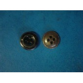 WW2 Russian 16 mm steel buttons for gimnasterka