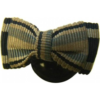 Bavarian WW1 buttonhole ribbon bar. Espenlaub militaria
