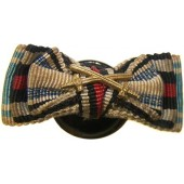 Bavarian WW1 buttonhole ribbon bar for WW1 veteran