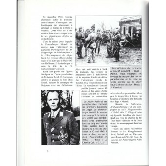 "Historical book ""The Meindl's Divison, Russia 1942"""