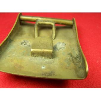 Circa 1900s Imperial Prussian Gott Mit Uns buckle, brass. Espenlaub militaria