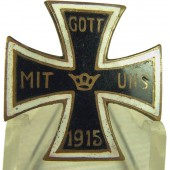 Commemorative WW1 badge